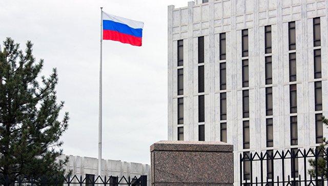 Амбасада РФ: САД увеле драконске санкције против Русије под лажним изговором