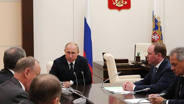 Путин разговарао са члановима Савет безбедности Русије о новим санкцијама САД-а