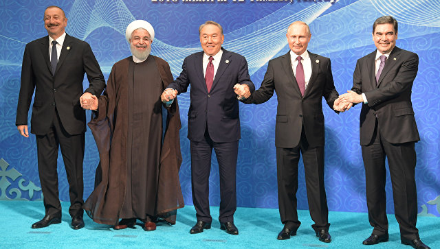 Лавров: Конвенција о статусу Каспијског мора универзална база за разматрање свих питања
