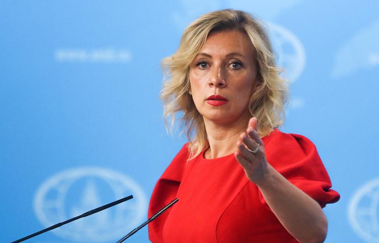 Захарова: Русија ће наставити да ликвидира терористе у свим деловима Сирије