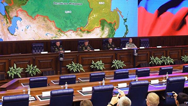 Герасимов: Једноставно су дошли на ред први стратешки маневри у историји Русије