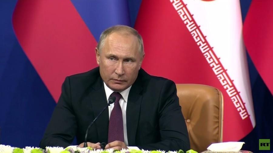 РТ: Елиминација терориста у Идлибу главни приоритет у Сирији - Путин
