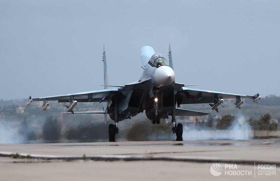 Руска авијација би могла пружити подршлку сиријским снагама у случај напада коалиције САД