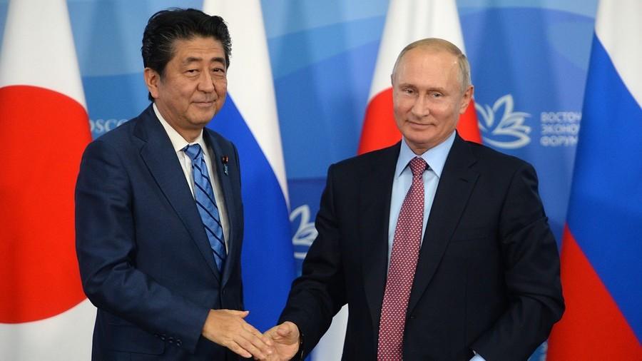 РТ: Путин предложио Абеу закључење мировног споразума без предуслова до краја године