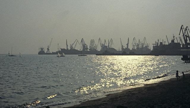 Москва: Планови Украјине да на Азовском мору оснује војну базу не треба сматрати озбиљним