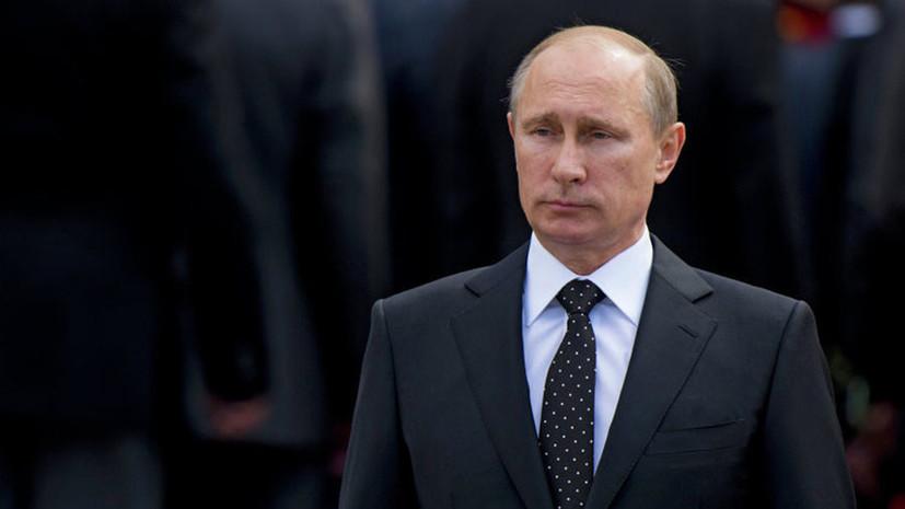 Путин изразио саучешће породицама погинулих руских војника