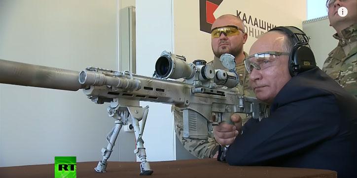 Путин: Већ данас морамо да планирамо развој и производњу перспективног оружја за будућност