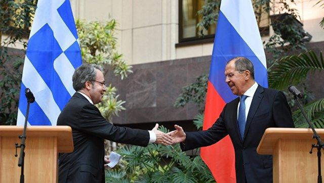 Лавров: Везе Русије и Грчке нису подложне притиску спољних снага