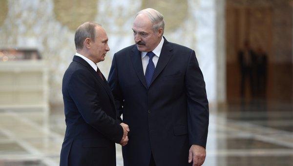 Путин: Потребно да владе Русије и Белорусије усагласе ставове о неким питањима