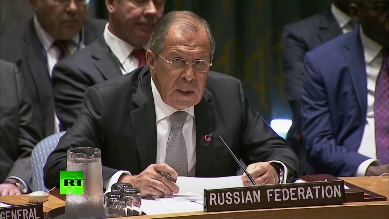 Лавров упозорио Запад на нове ударе по Сирији