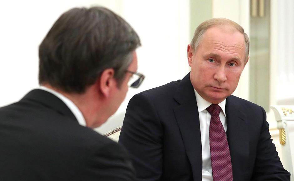 Вучић након састанка са Путином: Добили смо све што смо тражили, о свему смо се договорили
