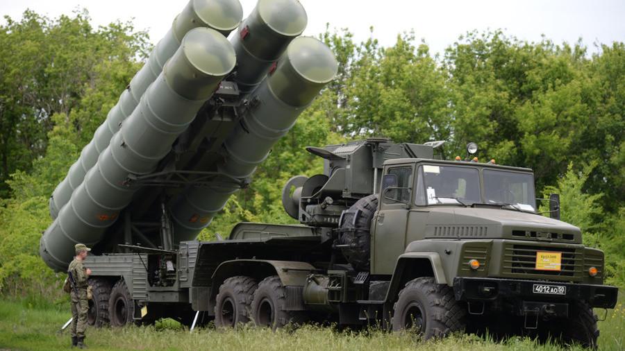 РТ: ПВО системи С-300 и десетине додатне технике испоручени Сирији - Шојгу