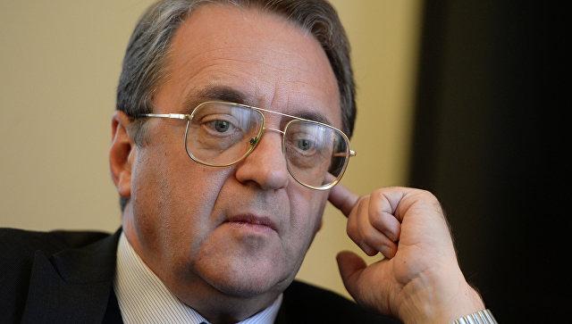 Богданов: Питање је какав ће бити темпо решавања последњег упоришта терориста у Сирији