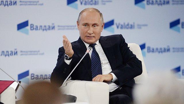 Путин: Русијаније дозволила да се Сирија распадне