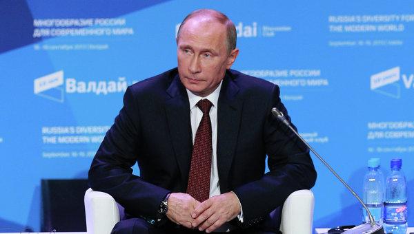 Путин: Надам се да украјинске власти неће пратити кораке бившег председника Грузије