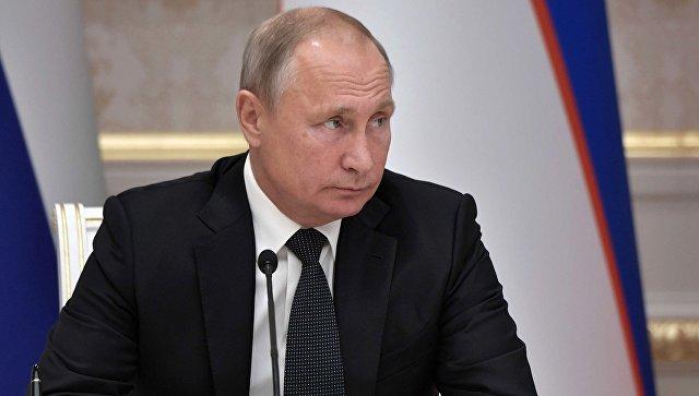 Путин: Непровоциране кораке САД према Русији не можемо назвати пријатељским