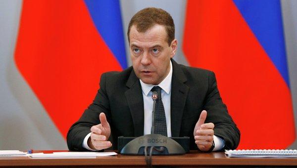 Медведев: Санкције против Украјине ће се односити на оне који наносе штету интересима Русије