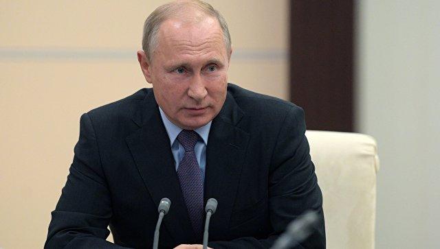 Путин: Русија строго поштује све своје обавезе у међународној безбедности