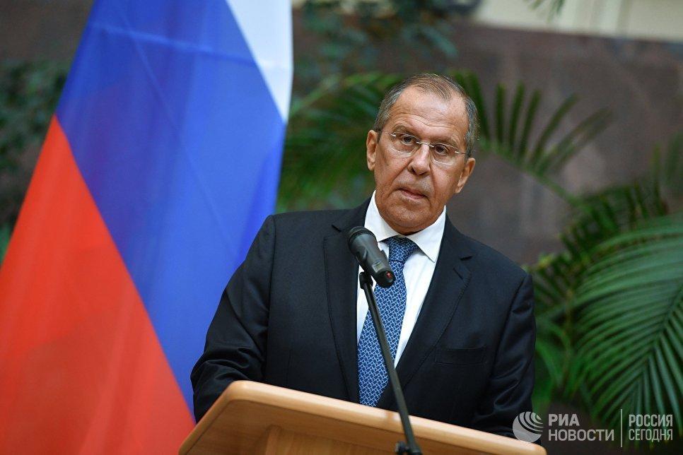 Лавров:  Након састанка Путина и Болтона постало јасно да су САД донеле одлуку о изласку из Спразума