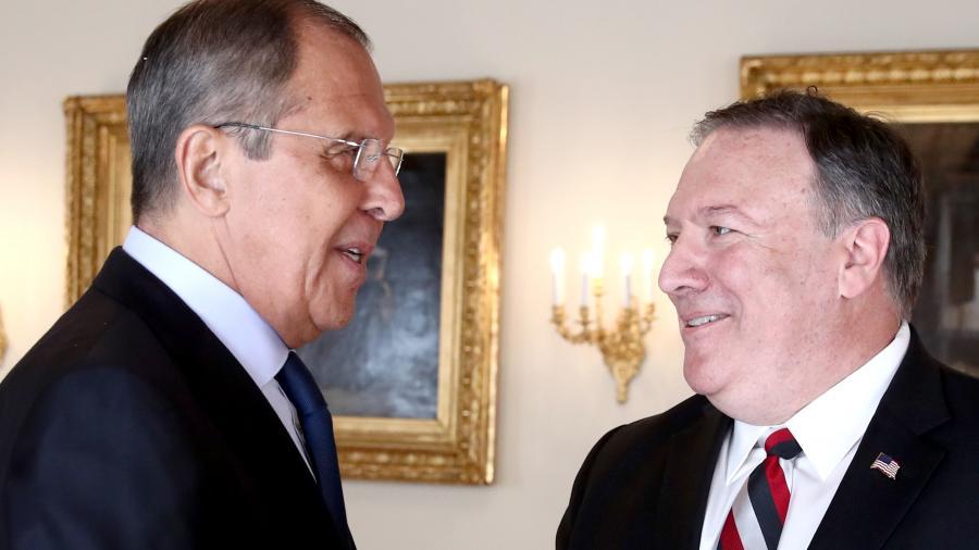 Лавров и Помпео разговарали о припремама за састанак Путина и Трампа