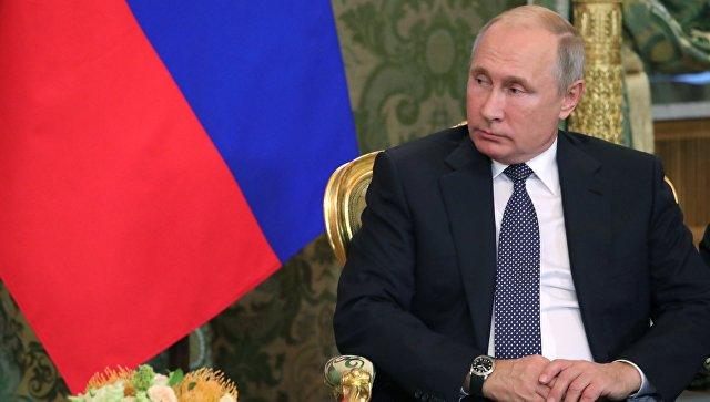 Путин: Русија задржава право да пружи ефективну подршку одлучним акцијама сиријске владе