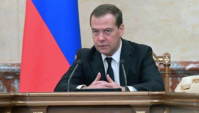 Медведев потписао одлуку о контра-санкцијама Украјини