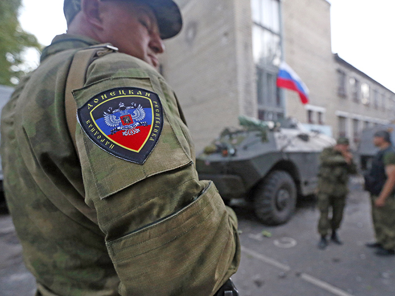 Песков: Доњецк и Луганск имају право да самостално одлуче како ће контролисати ситуацију и територију на руско-украјинској граници