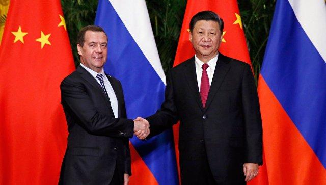 Медведев: Ниво сарадње између Русије и Кине невиђено висок