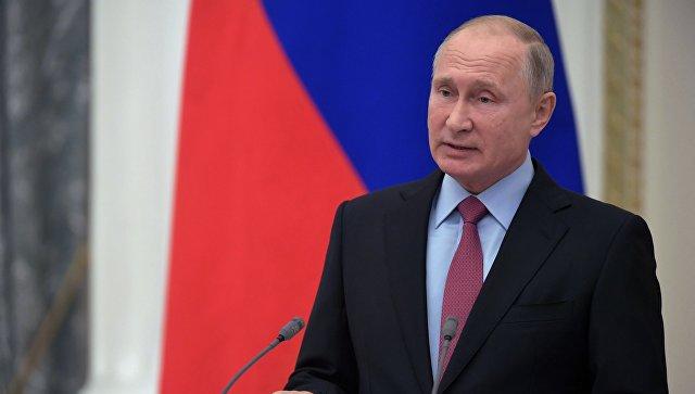 Путин: Русија има репутацију савесног и одговорног учесника војнотехничке сарадње