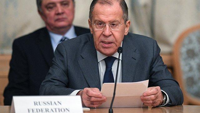 Lavrov: Prištinu u nameri da stvori vojsku posebno podržavaju SAD