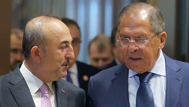 Lavrov i Čavušoglu razgovarali o pripremi novog sastanka o Siriji