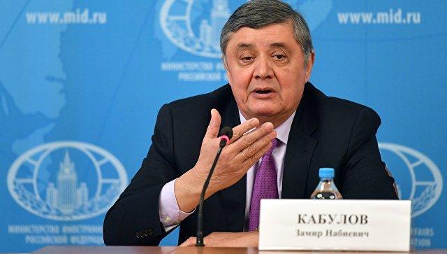 Кабулов: Не можемо седети скрштених руку и само гледати шта се дешава у Авганистану