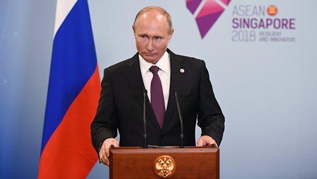 Путин прокоментарисао реакцију Запада и Кијева на изборе у Донбасу