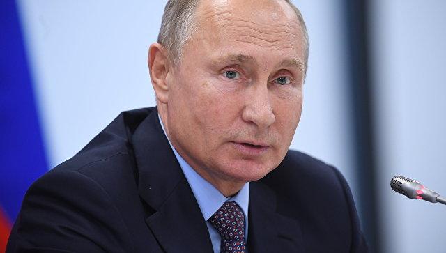 Putin: Kultura je shvaćena kao strateški potencijal Rusije