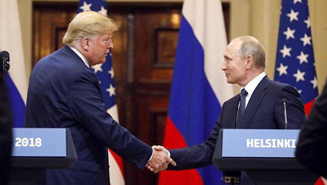 Vrše se pripreme za sastanak Putin i Trampa