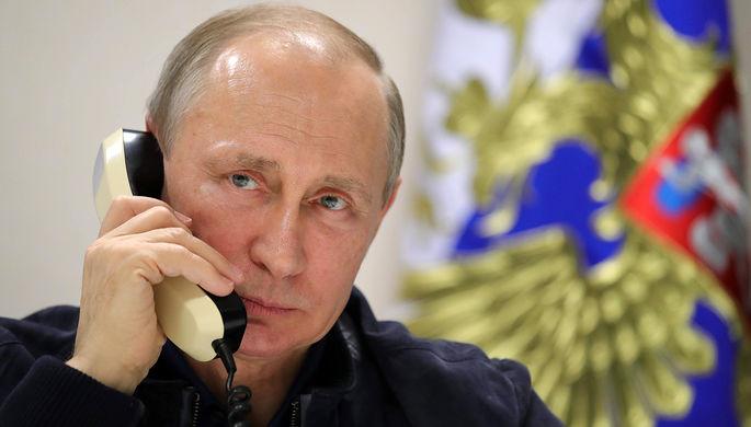 Putin razgovarao sa Mereklovom o incidentu u Crnom moru