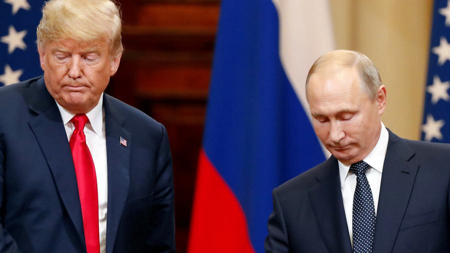 РТ: Трамп отказао планирани сусрет са Путином због инцидента у Керчском мореузу