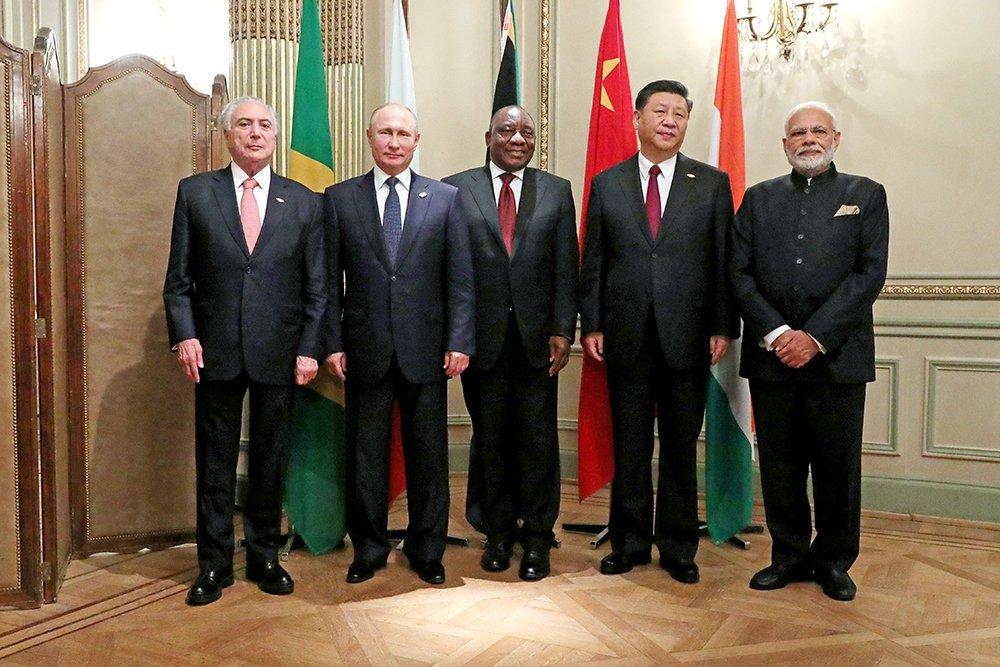 Путин: Формат Русија-Индија-Кина има велике перспективе