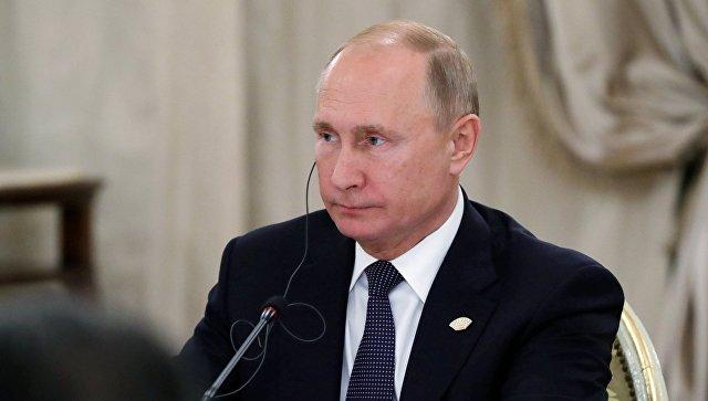 Путин: Упоређивање Русије с терористима треба да оставимо на савести оних који то говоре