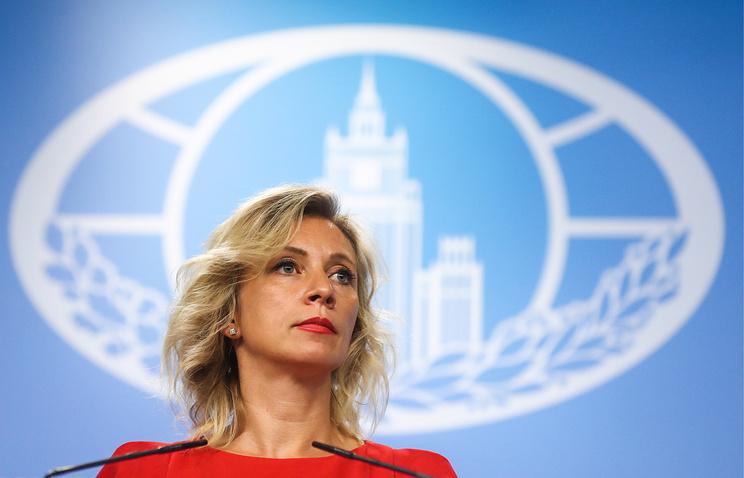 """Захарова реаговала на речи Порошенка да Русија """"планира да заузме Мариупољ и Бердјанск"""""""