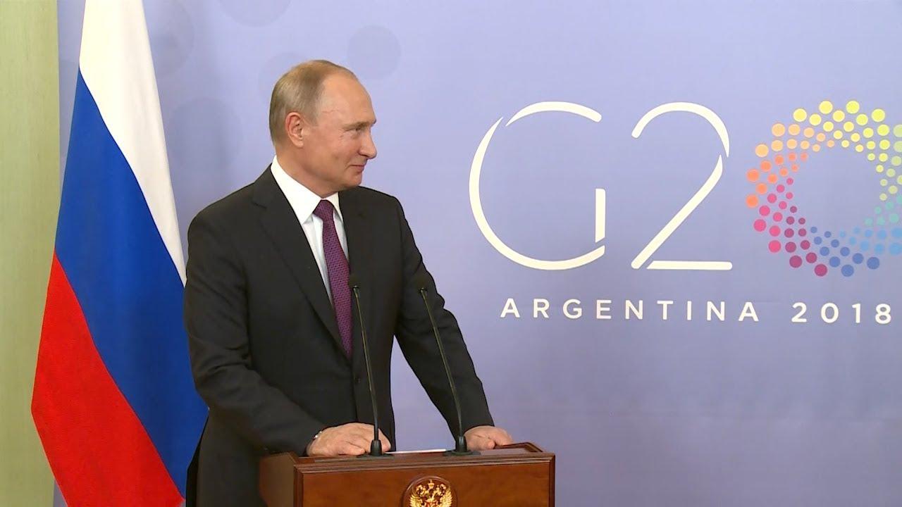"""Putin: """"U našoj bazi podmornica SAD? Loš film"""""""
