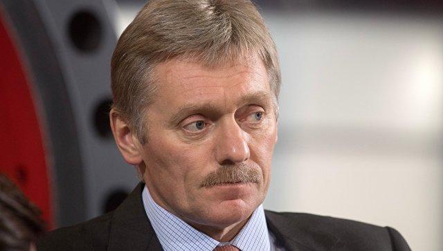 Песков: Критике на рачун Русије у вези са инцидентом у Керчком мореузу нису разлог да се одустане од правних процедура