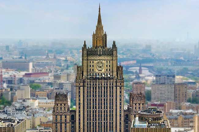 Москва ће реципрочно одговорити на непријатељско протеривање руског дипломате из Словачке