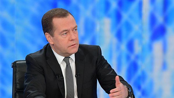 Медведев: Санкције су уведене онима који штете нашој земљи, а не Украјини и украјинском народу