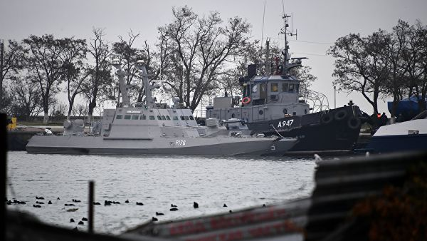 Ukrajinski vojni brodovi će moći da prođu kroz Kerčski moreuz ako se budu pridržavali međunarodnih normi i pravila plovidbe