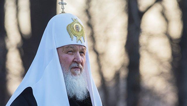 Патријарх Кирил: Послушајте лидере раскола, с каквом мржњом говоре. Зар је то пастирски говор, зар су то речи љубави?