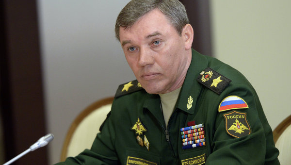 Герасимов и Скапароти разговарали о стању у области европске и глобалне безбедности
