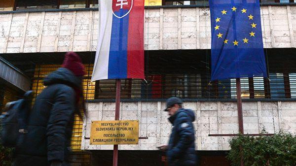 """Rusija proglasila slovačkog diplomatu """"personom non grata"""""""