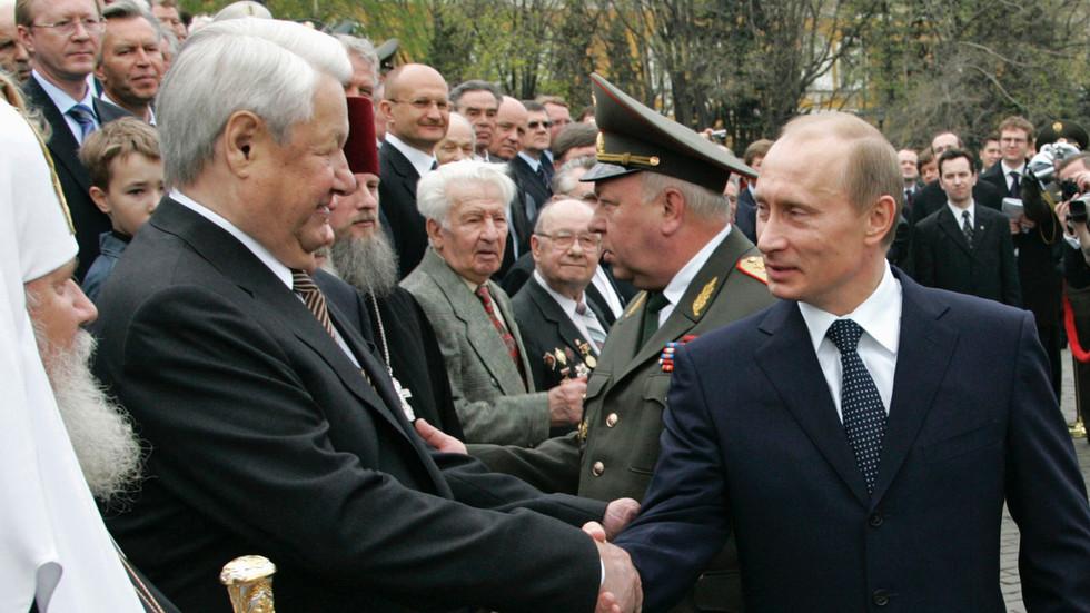 RT: Nisam želeo da budem predsednik, odbacio sam ponudu Jeljcina - Putin