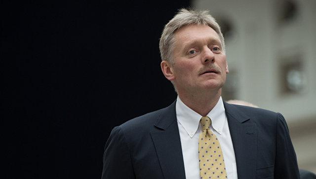 "Peskov: Žalimo zbor rezolucije o ""militarizaciji"" Krima"